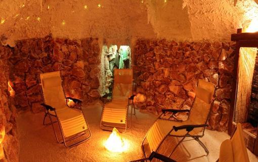 Lázeňský hotel Kijev solná jeskyně