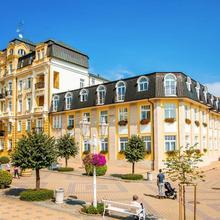 Lázeňský hotel Kijev Františkovy Lázně