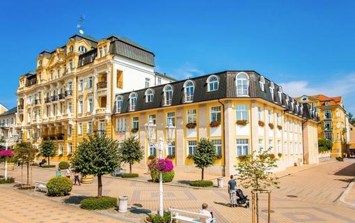 Lázeňský hotel Kijev