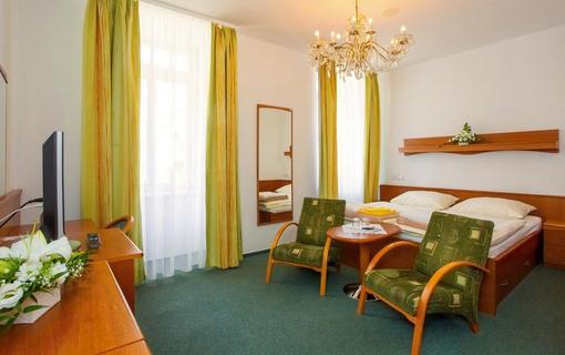 Lázeňský hotel Kijev pokoj