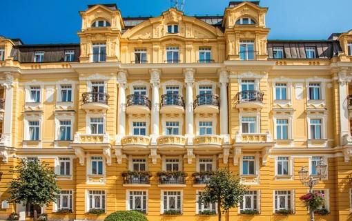 Poprvé ve Františkových Lázních na 3 noci-Lázeňský hotel Kijev 1153862441