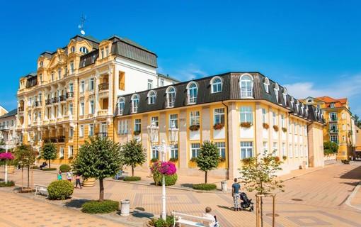 Léčebný pobyb s polopenzí-Lázeňský hotel Kijev 1153862465
