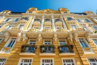 Krátkodobá intenzivní léčba pohybového aparátu-Lázeňský hotel Kijev