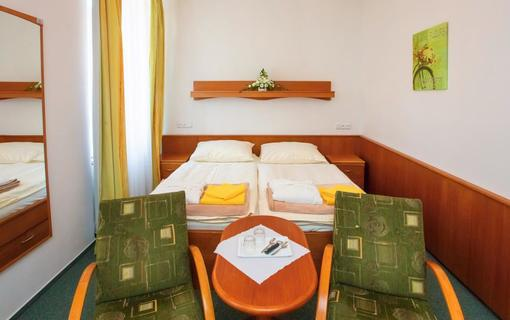 Lázeňský hotel Kijev Dvoulůžkový pokoj