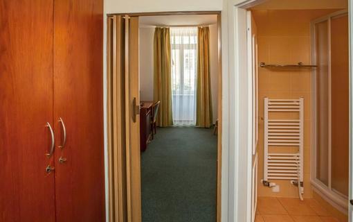 Lázeňský hotel Kijev Chodba
