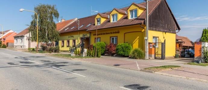Penzion San Marco - Na Brněnské ulici Mutěnice 1137350469