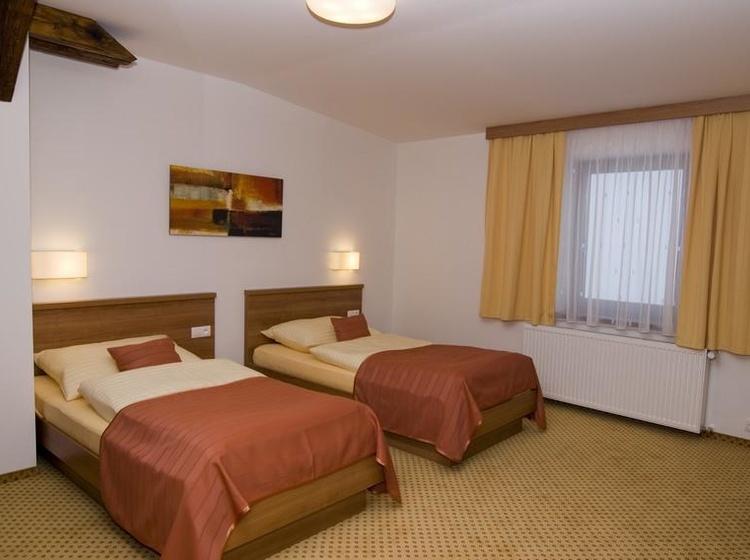 Hotelový pokoj TWIN