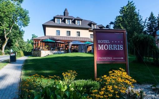 Medový pobyt s vůní skořice-Golf Hotel Morris 1153956259