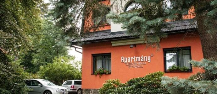 Apartmány u Červeného stromu Rožnov pod Radhoštěm