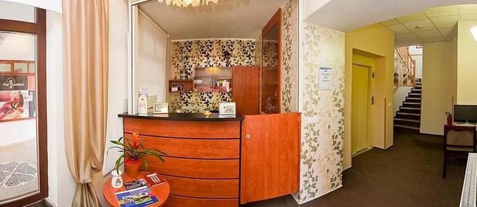Hotel & apartments U Černého orla Třebíč 1121403470