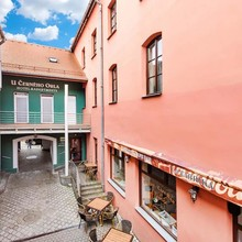 Hotel & apartments U Černého orla Třebíč