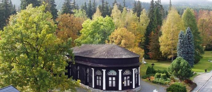 Lázeňská vila Eugen-Karlova Studánka-pobyt-Odpočinkový pobyt