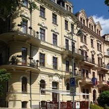 SPA HOTEL ČAJKOVSKIJ Karlovy Vary