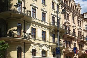 Karlovy Vary-SPA HOTEL ČAJKOVSKIJ