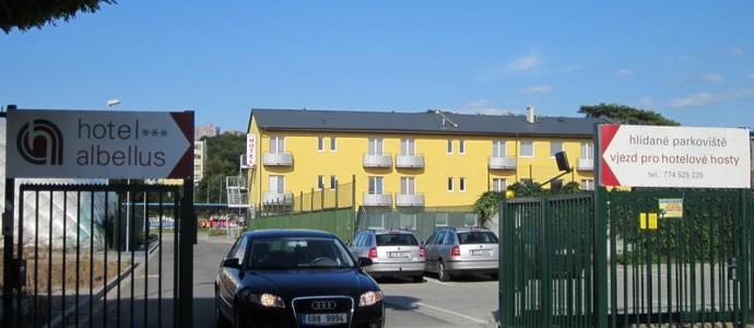 Hotel Albellus Brno 1117107312