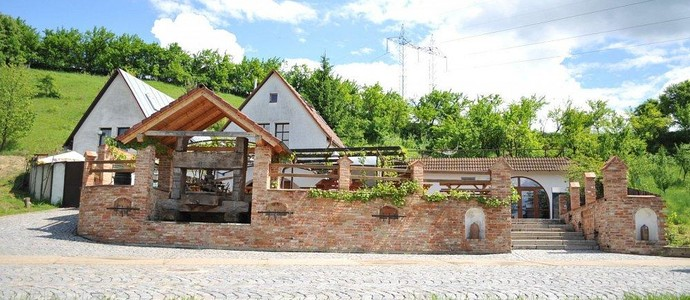 Vinný sklep Krýsa-Kostelec-pobyt-Letní pobyt s polopenzí v penzionu a Vinném sklepě Krýsa
