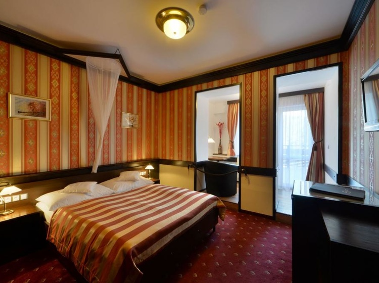 HOTEL BERG DOUBLE ROOM WITH TERASA