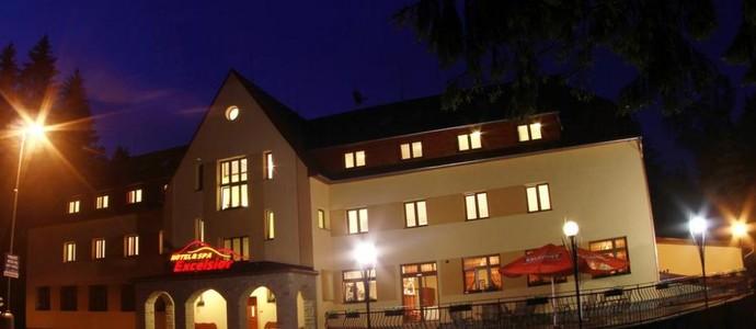 Horský Hotel Excelsior Horní Lomná
