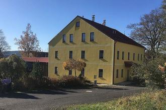 Krušnohorský penzion Javor Horní Blatná