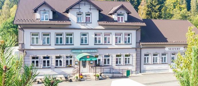 Hotel Seifert Nové Hamry 1129567811