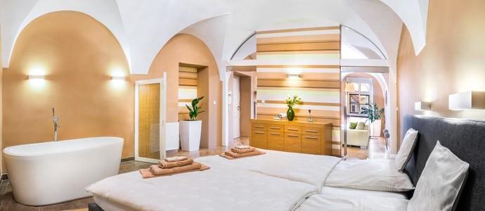 Chornitzerův dům - romantické ubytování Telč 1137214041