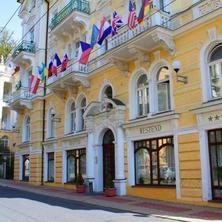 Hotel Sanatorium WESTEND Mariánské Lázně