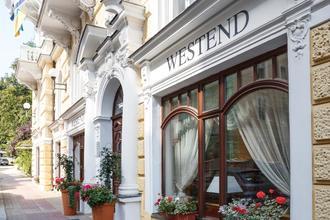 Mariánské Lázně-Hotel WESTEND
