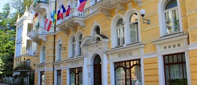 Hotel WESTEND Mariánské Lázně 1136219727
