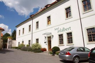 ADALBERT Ecohotel Praha