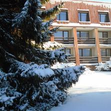 Slatina v zimě