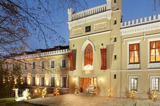 Chateau St. Havel - Wellness hotel-Praha-pobyt-ADVENT na zámku