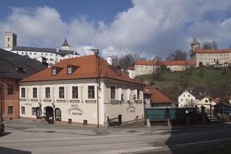 Hotel U MARTINA Rožmberk nad Vltavou
