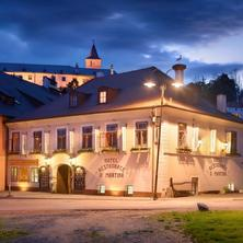 Hotel U Martina - Rožmberk nad Vltavou
