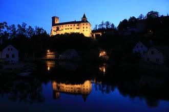 Hotel U MARTINA-Rožmberk nad Vltavou-pobyt-Balíček pro zamilované