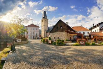 Rožmberk nad Vltavou-pobyt-Letní zážitkový pobyt