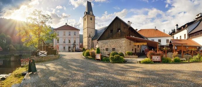 Hotel U MARTINA-Rožmberk nad Vltavou-pobyt-Letní zážitkový pobyt