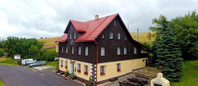 HORSKÝ HOTEL ARNICA Vejprty