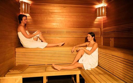 Amande Wine Wellness Hotel Finská sauna