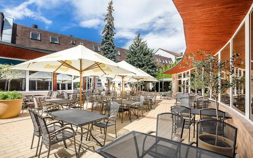 Amande Wine Wellness Hotel Zahrádka Pivnice Panský dvůr