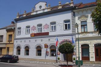 Hotel Bohumilka Lázně Bělohrad