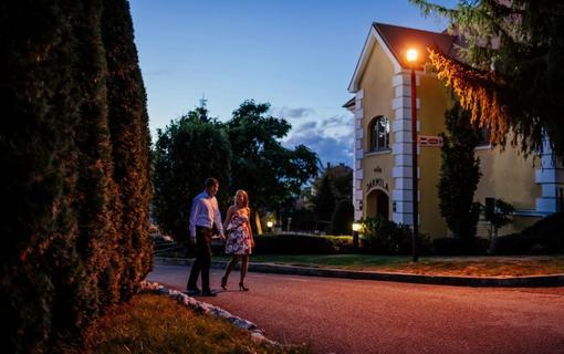 Hotel Akademie Velké Bílovice Romantika