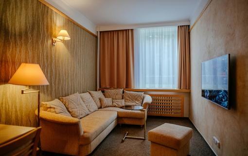 Hotel Akademie Velké Bílovice Junior Suite