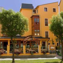 Wellness hotel Ida Františkovy Lázně