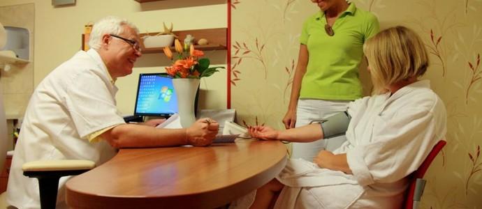Wellness & Spa hotel Richard-Mariánské Lázně-pobyt-Rehabilitačně léčebný pobyt