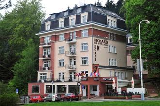 Mariánské Lázně-Wellness & Spa hotel Richard