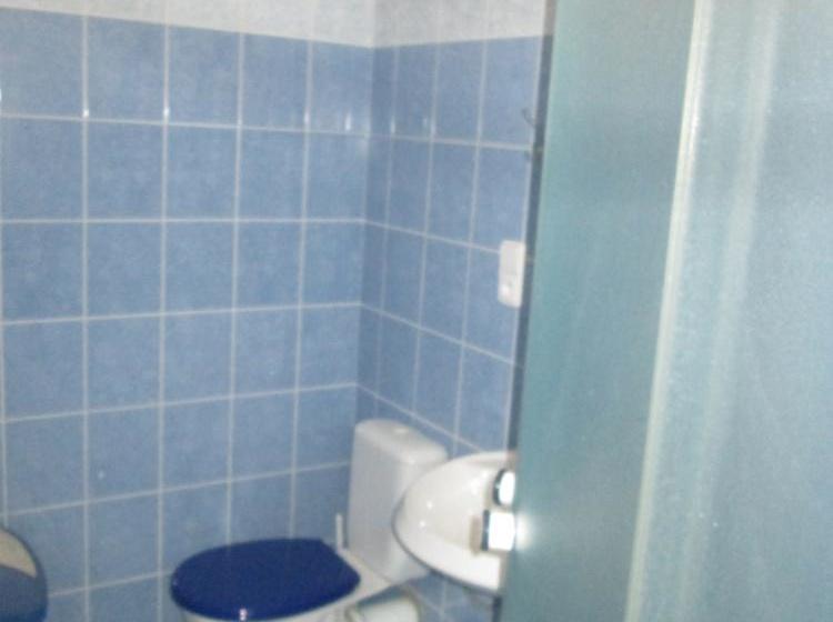 Koupelna třílůžkového pokoje