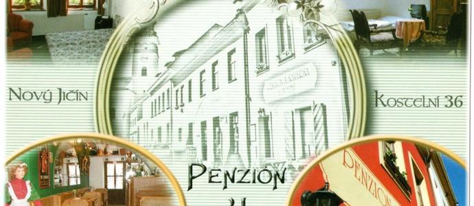 Penzion U Holubů Nový Jičín