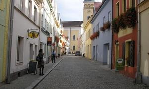 Penzion U Holubů Nový Jičín Kostelní ulice historické centrum N.Jičína
