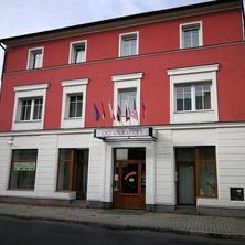 Fasáda - Karlovy Vary