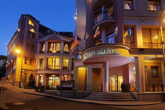 AMBIENTE WELLNESS & SPA HOTEL Karlovy Vary